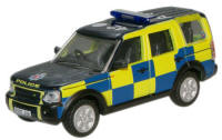 Oxford Diecast Land Rover Discovery - Essex Police - 76LRD001