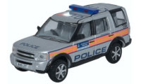 Oxford Diecast Land Rover Discovery 3 - Metropolitan Police - 76LRD007