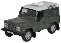 Oxford Diecast Land Rover Defender 90 Station Wagon 2013 - 76LRDF001