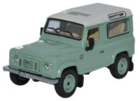 Oxford Diecast Land Rover Defender 90 Station Wagon - Grasmere Green - 76LRDF007HE