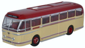 Oxford Diecast Leyland Royal Tiger Coach - Standerwick - 76LRT008