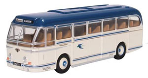 Oxford Diecast Leyland Royal Tiger Coach - - 76LRT009
