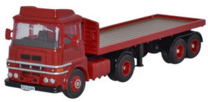 Oxford Diecast ERF LV Flatbed - 76LV001