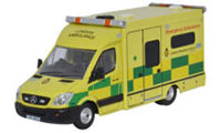 Oxford Diecast - Mercedes London Ambulance - 76MA002