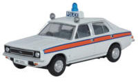 Oxford Diecast Morris Marina Cheshire Police - 76MAR004