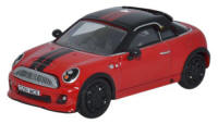 Oxford Diecast - Mini Coupe -  - 76MC003