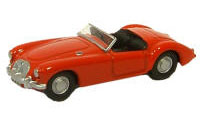 New Modellers Shop - Oxford Diecast -  Oxford Diecast Jaguar E Type Closed - 76Etyp002