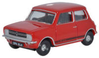 Oxford Diecast Mini 1275GT Flame Red - 76MINGT003