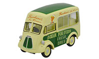 Oxford Diecast Morris J - Ice Cream Facchinos - 76MJ001
