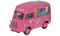 Oxford Diecast Morris J -Ice Cream Tonibell - 76MJ007