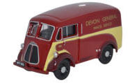 Oxford Diecast Morris J - Devon General - 76MJ009