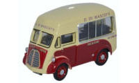 Oxford Diecast Morris J - Ice Cream Van Di Mascios - 76MJ011