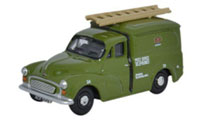 Oxford Diecast Morris Minor - Royal Mail Van - 76MM007