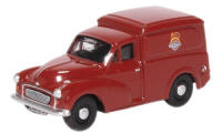 76MM060 - Oxford Diecast Morris Minor 1000 Van British Railways