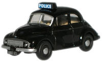 Oxford Diecast Cheshire Police Morris Minor Saloon - 76MMS002