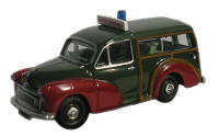 Oxford Diecast - Morris Minor Traveller - 76MMT006