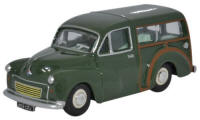 Oxford Diecast - Morris Minor Traveller Almond Green - 76MMT008
