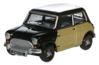 Oxford Diecast - Peter Sellers Austin Mini - 76MN004