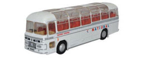 Oxford Diecast Bristol MW6G - Eastern Counties NBC - 76MW6003