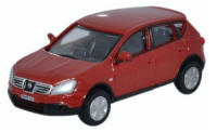 Oxford Diecast Nissan Qashqai Fired Iron - 76NQ003