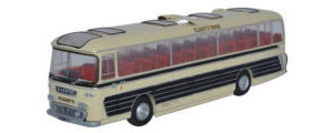 Oxford Diecast Plaxton Panorama - Flights - 76PAN002