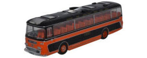 Oxford Diecast Plaxton Panorama - Cotters - 76PAN003