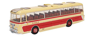 Oxford Diecast Plaxton Panorama - Ribble - 76PAN007