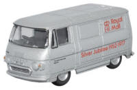 Oxford Diecast - Royal Mail Silver Jubilee Commer PB Van - 76PB003