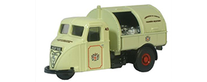 Oxford Diecast Corporation of London Scammell Scarab - 76RAB002