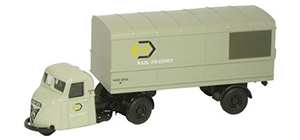 Oxford Diecast Railfreight Scammell Scarab - 76RAB003
