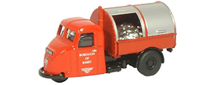 Oxford Diecast Borough of Barry Scarab 76RAB004