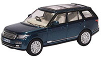76RAN005 - Oxford Diecast Range Rover Vogue - Aintree Green Metallic