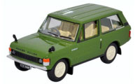Oxford Diecast Range Rover Classic - Lincoln Green - 76RCL001