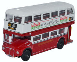 Oxford Diecast AEC Routemaster Bus Blackpool - 76RM111