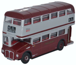 76RM112 - Oxford Diecast Routemaster London Transport Bow Centenary