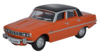 Oxford Diecast Rover P6 - Paprika - 76RP004