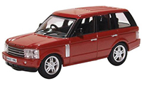 76RR3002 - Oxford Diecast Range Rover 3rd Generation - Alveston Red
