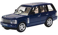 76RR3003 - Oxford Diecast Range Rover  3rd Generation - Adriatic Blue