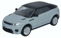 76RREC002 - Oxford Diecast Range Rover Evoque Convertible - Baltoro Ice