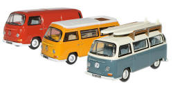 Oxford Diecast VW Bay Window Set - 76SET35