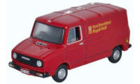 Oxford Diecast Sherpa Van - Royal Mail (Wales) - 76SHP001