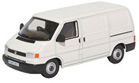 76T4002 - Oxford Diecast VW T4 Van - Grey White