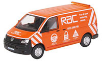 76T5V001- Oxford Diecast VW T5 Van in RAC