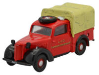 Oxford Diecast Austin Tilly London Fire Brigaden - 76TIL005