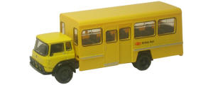 76TK011 - Oxford Diecast Bedford TK - British Rail Personnel Carrier
