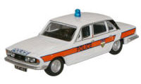 Oxford Diecast Triumph 2500 - Leicestershire Constabulary - 76TP003