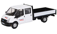 76TPU002 - Oxford Diecast Ford Transit Dropside Network Rail