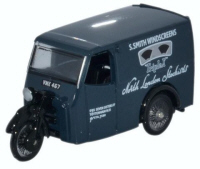 Oxford Diecast Tricycle Van Trivan S. Smith Windscreens - 76TV009