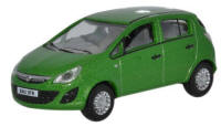 Oxford Diecast Vauxhall Corse - Lime Green - 76VC001