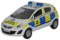 Oxford Diecast Vauxhall Corse - Royal Military Police - 76VC002